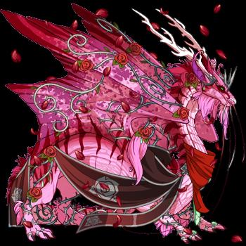 flight rising how to make sakura flowerfall